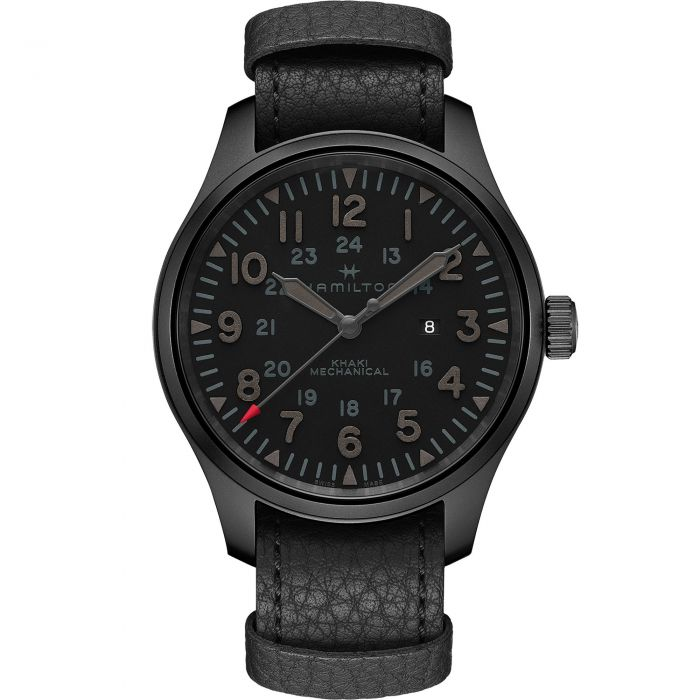 PREORDER Hamilton H69809730 LIMITED EDITION Khaki Field Mechanical Watch