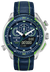 Citizen JW0138-08L Promaster SST Blue Dial Analog Digital 46mm Watch
