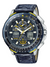 Citizen JY0041-05L Promaster Skyhawk Atomic Time Blue Angels Leather Strap Watch