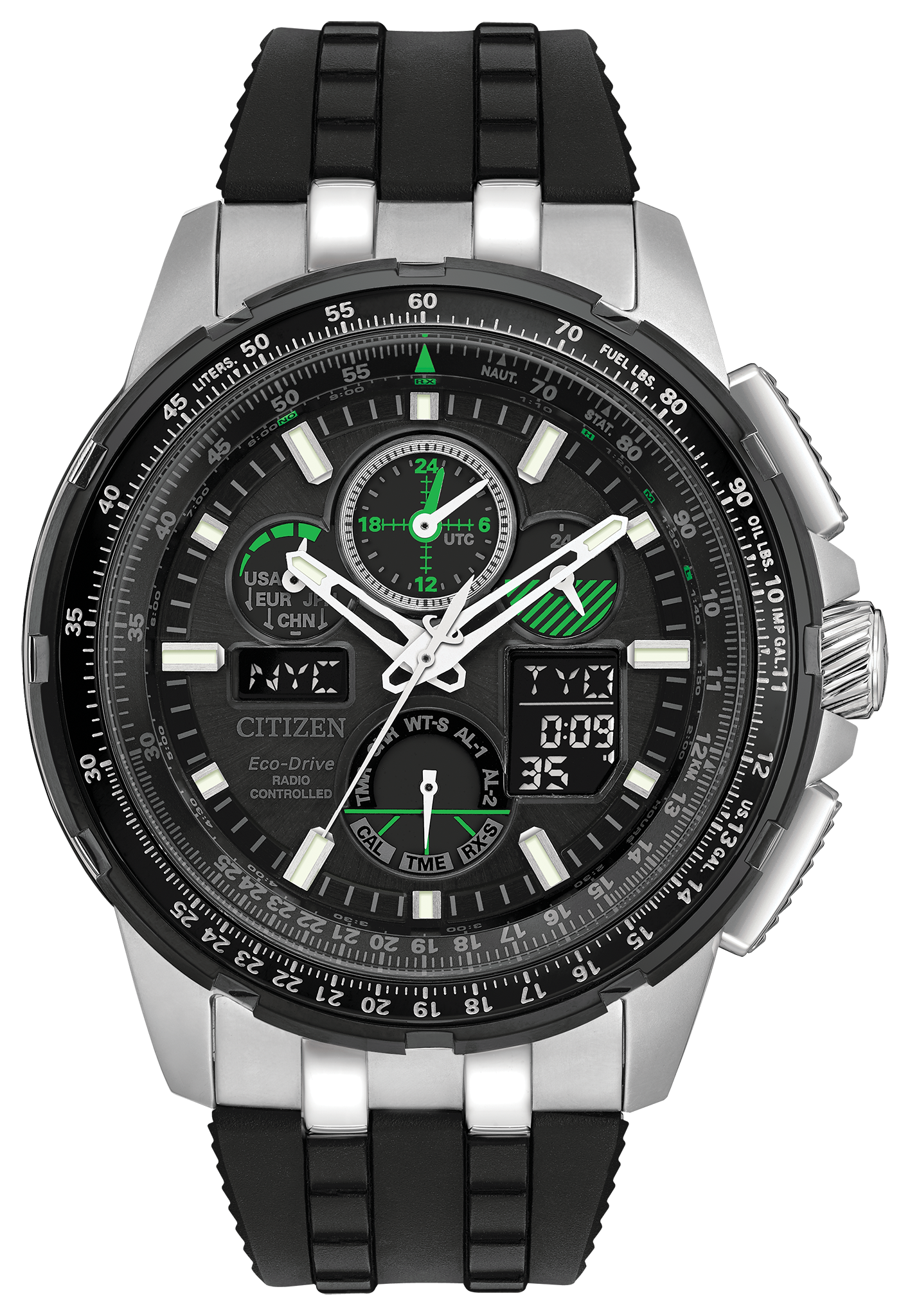 Citizen JY8051-08E Eco-Drive Promaster Skyhawk AT Watch