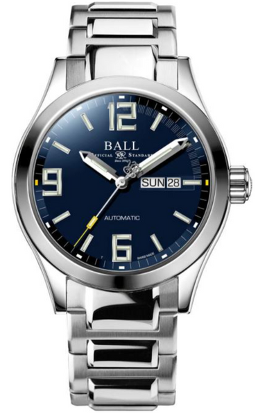 BALL NM2028C-S14A-BEYE Engineer III Legend Blue Dial 43mm Watch
