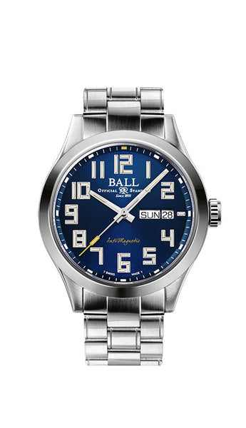 BALL NM2182C-S9-BE1 Engineer III StarLIGHT Blue Dial 40mm Watch