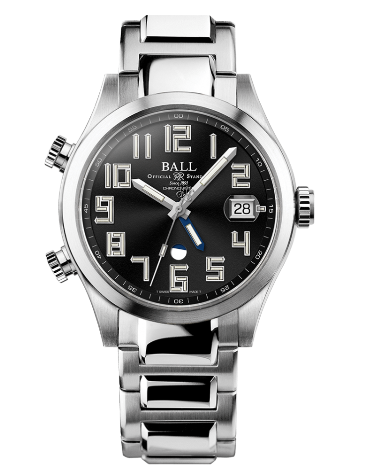 PREORDER BALL GM9020C-SC-BK LIMITED EDITION Engineer II Timetrekker 40mm Watch