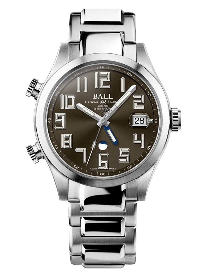 PREORDER BALL GM9020C-SC-BR LIMITED EDITION Engineer II Timetrekker Watch