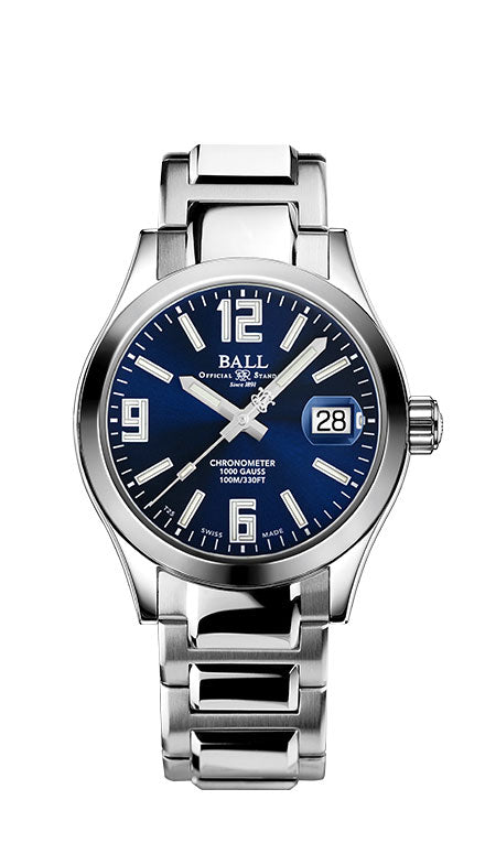 BALL NM2026C-S15CJ-BE Engineer III Pioneer 40mm Watch