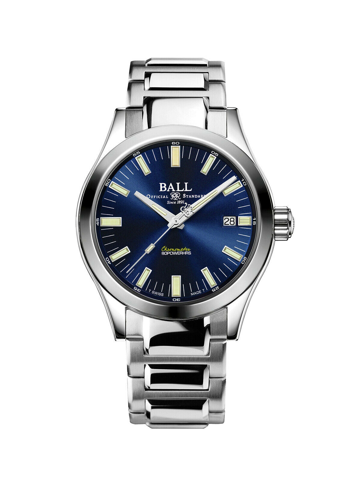 BALL NM2032C-S1C-BE Engineer M Marvelight 40mm Watch
