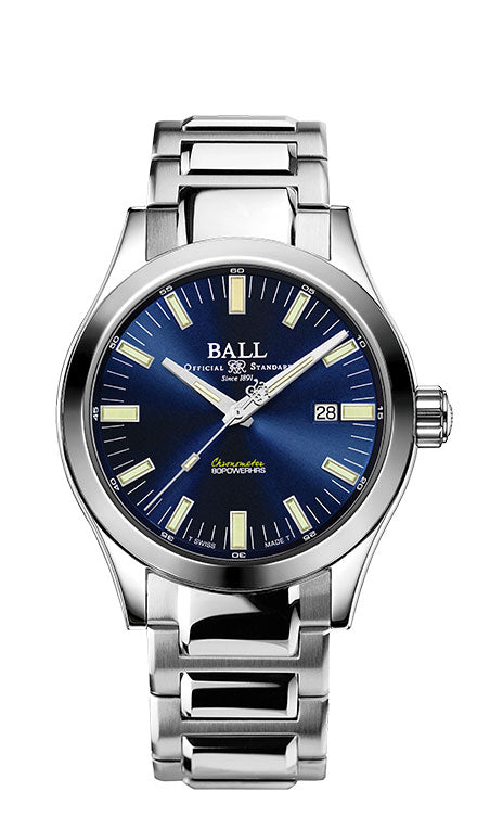 BALL NM2128C-S1C-BE Engineer M Marvelight 43mm Watch