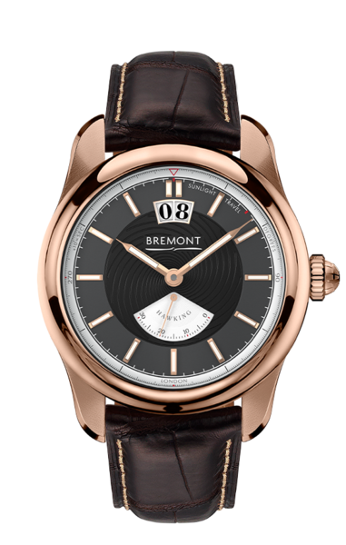 Bremont Hawking LIMITED EDITION Rose Gold 41mm Automatic Watch Hawking-LE-RG