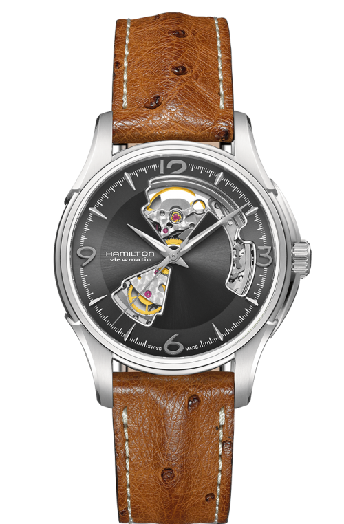 Hamilton Jazzmaster H32565585 Automatic Leather Watch