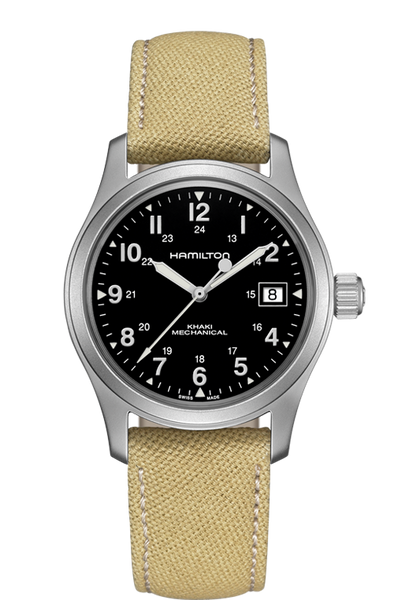 Hamilton Khaki Field H69419933 Hand Winding Watch