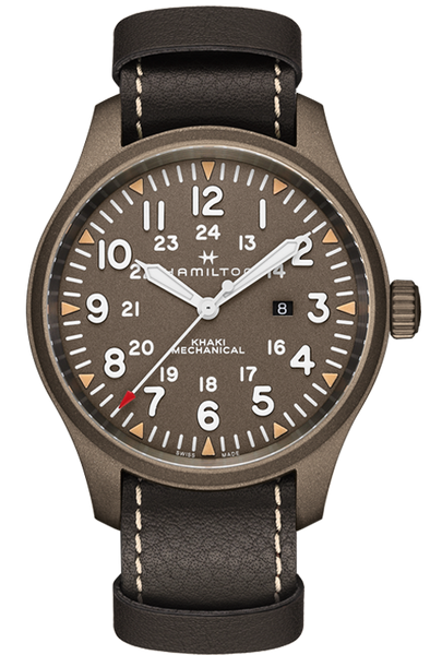 Hamilton H69829560 Limited Khaki Field Mechanical Watch
