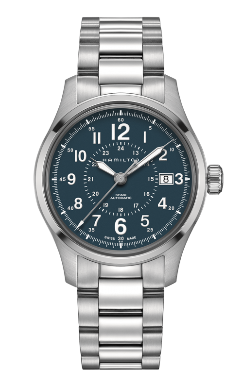 Hamilton Khaki Field H70305143 Automatic Stainless Steel Watch