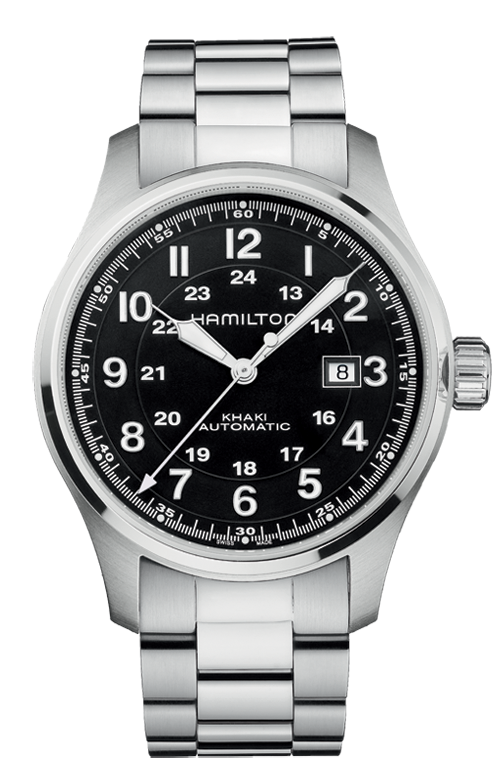 Hamilton Khaki Field H70625133 Automatic Stainless Steel Watch