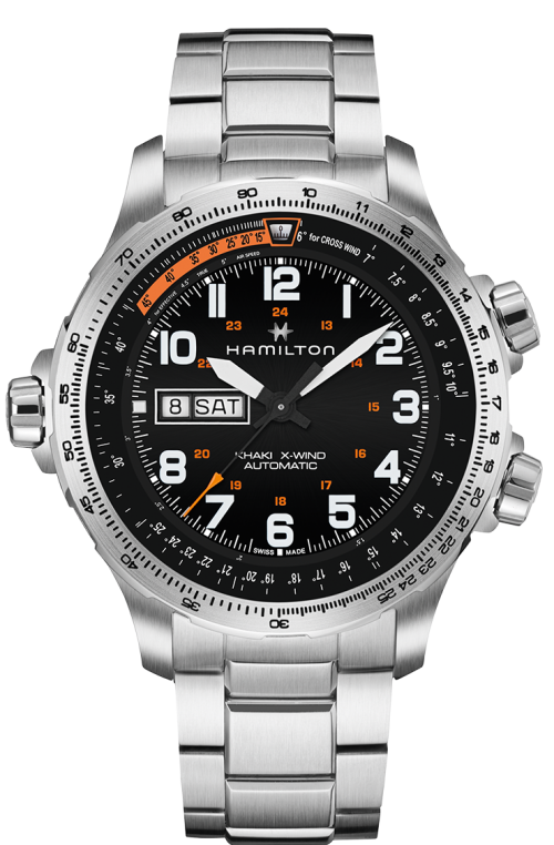 Hamilton Khaki Aviation H77755133 X-Wind Automatic Watch