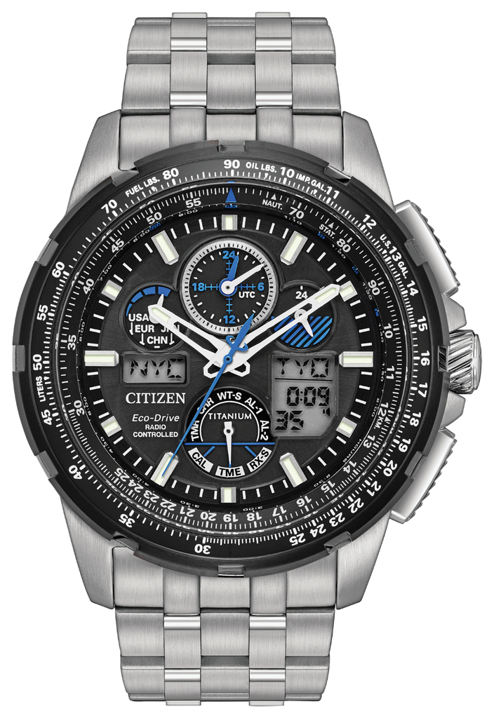 Citizen JY8068-56E Eco-Drive Limited Edition PROMASTER SKYHAWK A-T Watch