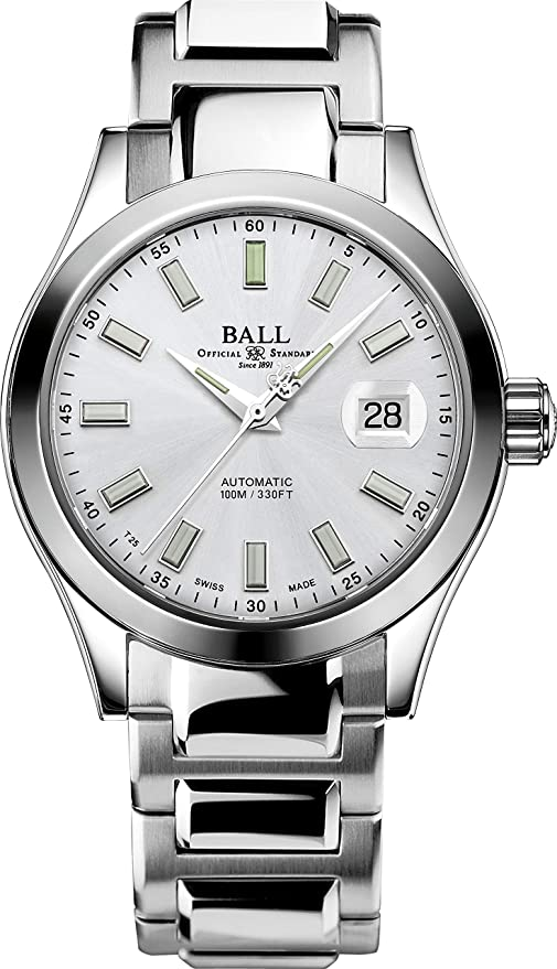 BALL NM2026C-S10J-SL Engineer III Marvelight 40mm Watch