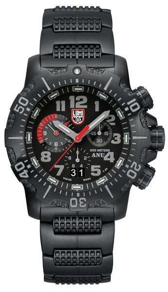Luminox 4242 Men's ANU (Authorized for Navy Use) 45mm Case Watch