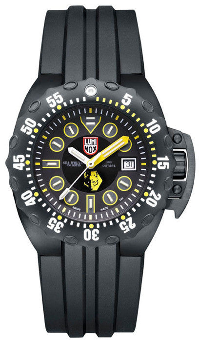 Luminox 1526 Mens Scott Cassell Deep Dive Special Edition Watch