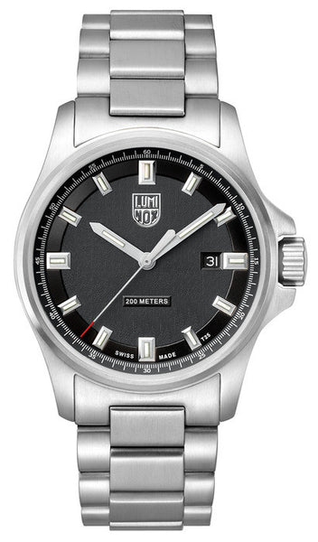 Luminox 1832 Mens Dress Field (42mm) Stainless Steel Watch