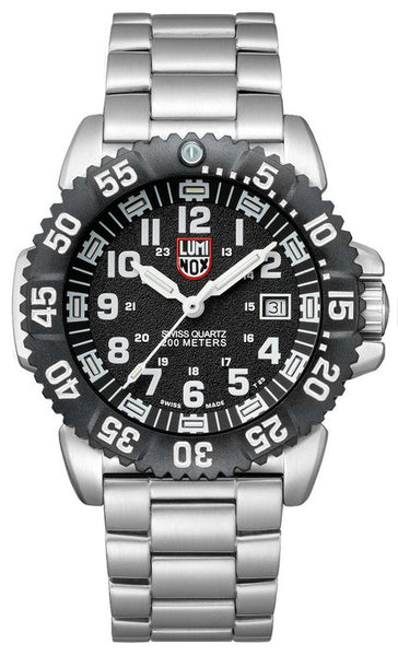 Luminox 3152 Mens Navy SEAL Steel Colormark Watch