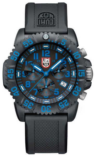 Luminox 3083 Mens Navy SEAL Colormark Chronograph  Watch