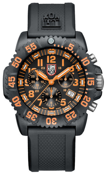 Luminox 3089 Mens Navy SEAL Colormark Chronograph  Watch