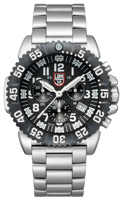 Luminox 3182 Mens Navy SEAL Steel Colormark Chronograph Watch