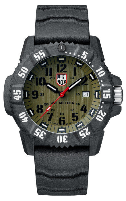 Luminox 3813 Mens Carbon SEAL 46mm Case Watch