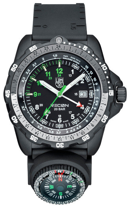 Luminox 8832.MI Mens RECON NAV SPC GMT Watch