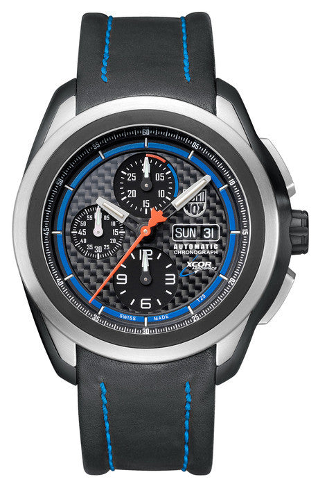 Luminox Mens XCOR Valjoux Automatic Chronograph Watch