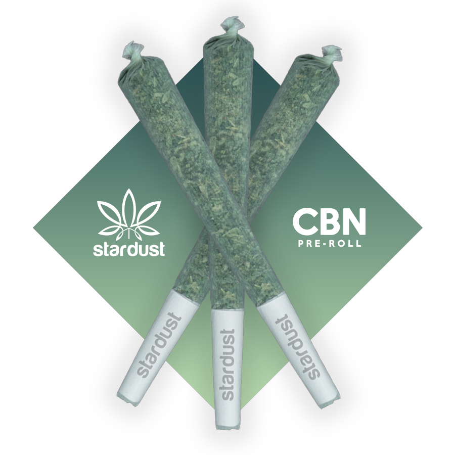 CBN Pre Rolls - Northern Lights - thehemphaus