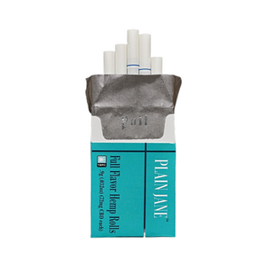 Plain Jane CBD Cigarettes - Full Flavor Hemp - Free Shipping - thehemphaus