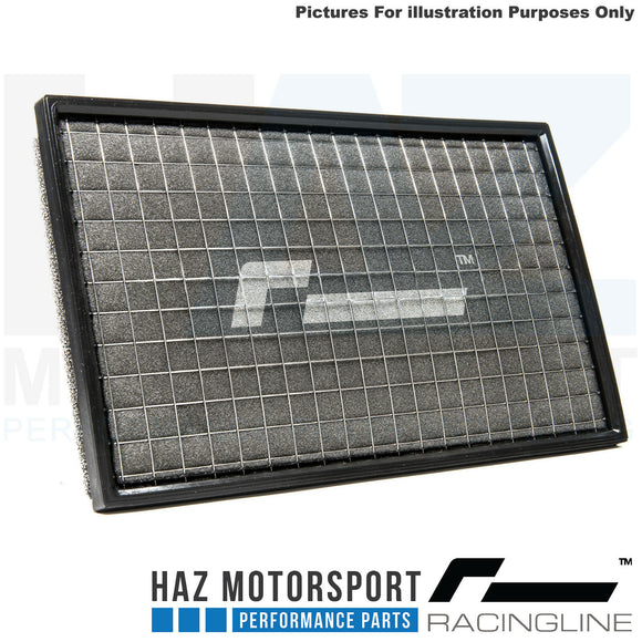 Audi A3 Mk2 (8P) 2.0 TFSI (200 bhp) 04- Racingline Performance Panel Air Filter