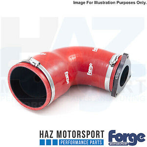 "Forge Turbo Inlet Adaptor Hyundai I30N Velostar Peformance ""For 4"" Intake"" +10HP"