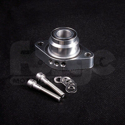 Forge Blow Off Dump Valve Spacer Adaptor Kit VAG 1.4 TSI Twincharged Polished