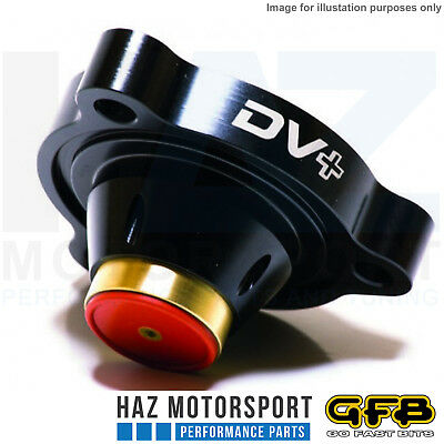 GFB DV+ Diverter Valve Recirculating 2.0T Golf MK5/MK6/Polo GTI/R S3 8P/TT Mk2