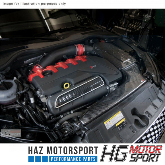 HG Motorsport Carbon Intake Induction Kit Audi RS3 8V / TTRS MK3 400PS FL 2017-