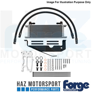 Forge Motorsport Mercedes A45 AMG DSG Oil Cooler Kit (Pre Face Lift)