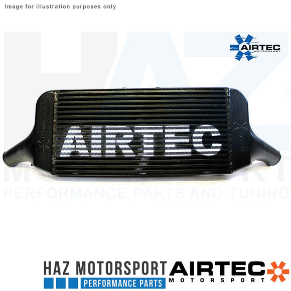 AIRTEC INTERCOOLER UPGRADE FOR AUDI A4/A5 2.7 & 3.0 TDI Pro-Series Satin Black