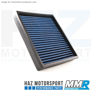 MMR Blue Cotton Panel Air Filter - BMW 116i,120i, 220i, 320i, 420i, N20 F-Series