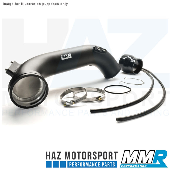 MMR Aluminium Charge Pipe Kit - BMW 135i/335i E90 E92 E93 N54