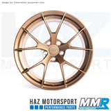 MMR 510M FORGED WHEELS F8x M3/4 19x11 ET25 5x120 Bronze (Price Per Wheel)
