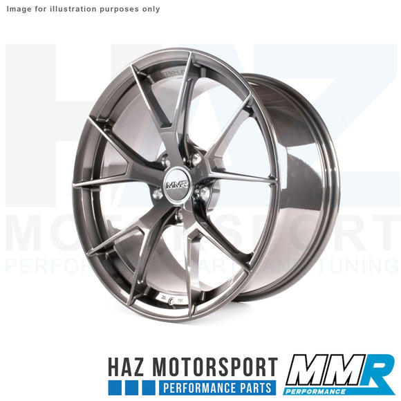 MMR 510M FORGED WHEELS F87 M2 19x9.5 ET22 5X120 (Price Per Wheel)