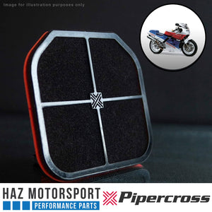 Pipercross Motorcycle Performance Air Filter For Honda VFR400 NC21/NC24 MPX226
