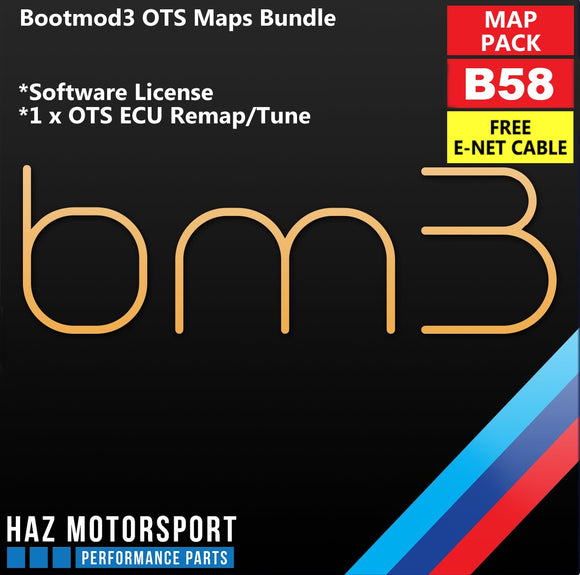 Protuning Freaks Bootmod3 B58 M140i M240i 340i 440i Software License + OBD Cable