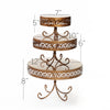 Loopy Band Cake Plate Set
