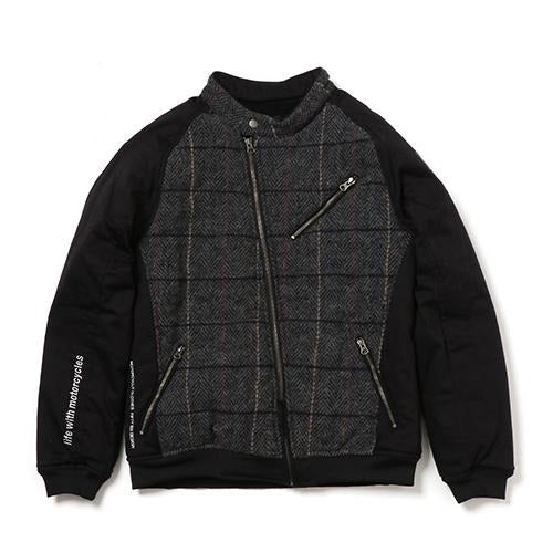 56 R-Cafe Wool Riders