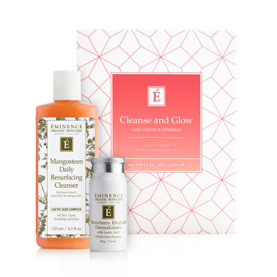 Eminence Organics Cleanse and Glow