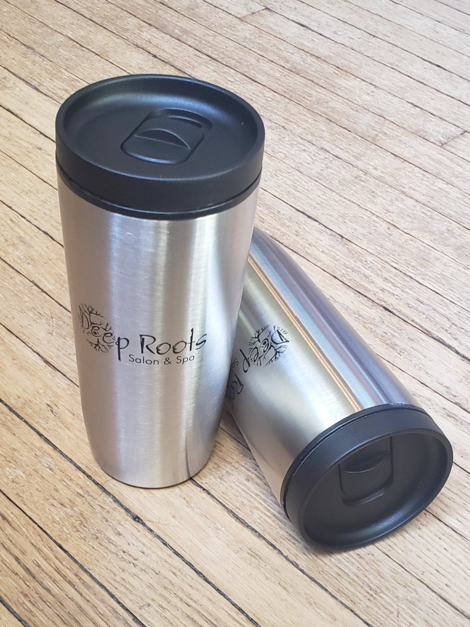 Deep Roots Travel Mug