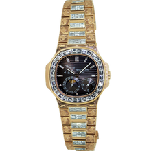 "Load image into Gallery viewer, Patek Philippe Nautilus ""Scroll"""